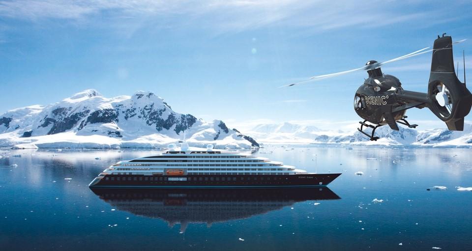 Scenic Eclipse, el nuevo barco de Scenic